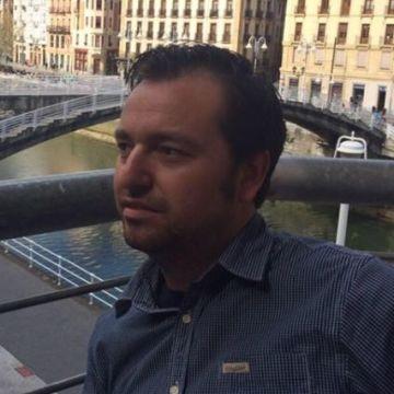 Abel Camacho Agudiño, 33, Vitoria, Spain