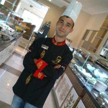 celil, 30, Adana, Turkey