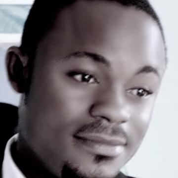 gingo, 35, Lagos, Nigeria