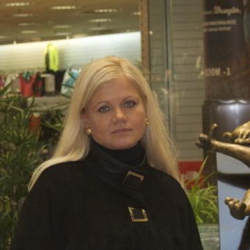 Tatiana Krylova, 54, Murmansk, Russia
