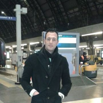 daniel, 33, Milano, Italy
