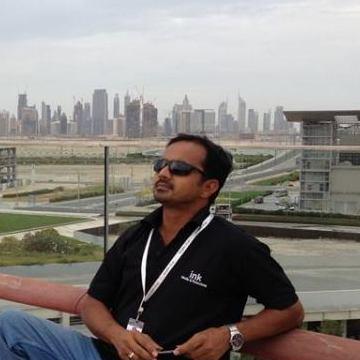 Ahmed Ali Mughal, 36, Dubai, United Arab Emirates