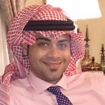 Rami Qaisi, 30, Jeddah, Saudi Arabia