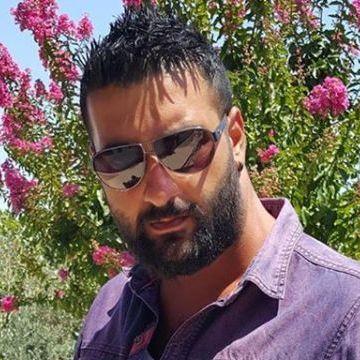 Ersin Dagdelen, 29, Izmir, Turkey