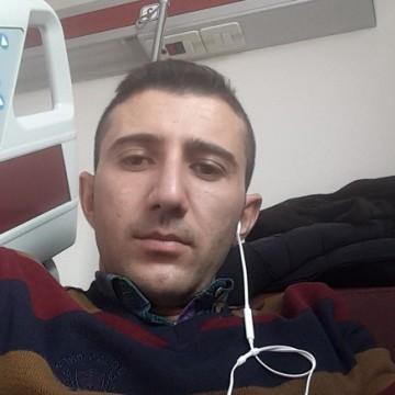 Cihan Nalbat, 30, Antalya, Turkey