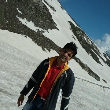 Pradeep Tiwari, 29, Raipur, India