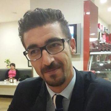 Erkan Ayman, 35, Istanbul, Turkey