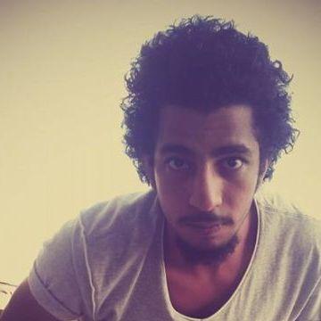 Sherif Elmasry, 25, Cairo, Egypt