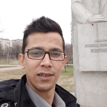 Faisal Bin Aziz, 26, Moscow, Russia