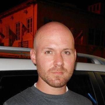 Nathan Stang, 36, Austin, United States