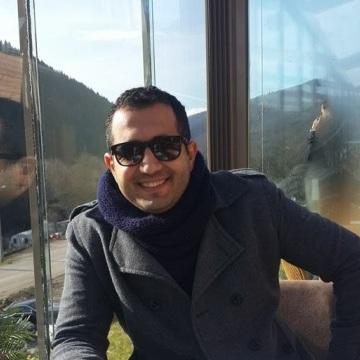Bayram Koçyiğit, 30, Istanbul, Turkey