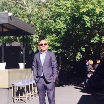 Metin Uluman, 39, Astana, Kazakhstan