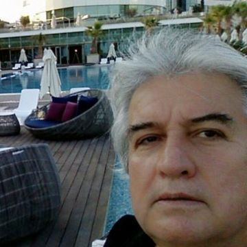 ERDAL  GUREL, 53, Istanbul, Turkey