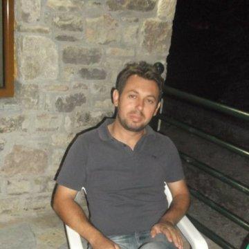 Tasos Silas, 37, Athens, Greece