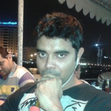 Vivek, 29, Dubai, United Arab Emirates