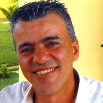 fabrizio casazza, 51, Carbonia, Italy