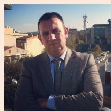 Ahmet, 43, Istanbul, Turkey