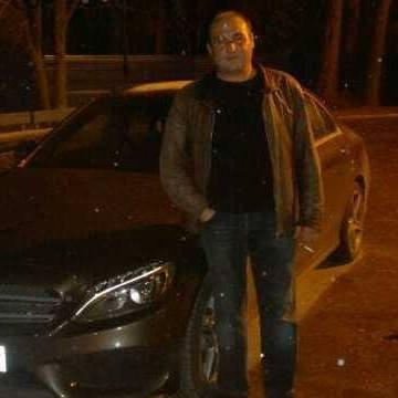 Korhan Cebeci, 43, Zonguldak, Turkey