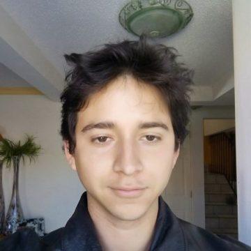 Alejandro Caldelas Aldana, 27, Guadalajara, Mexico