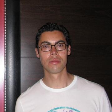 Cesar Perez, 35, Bogota, Colombia