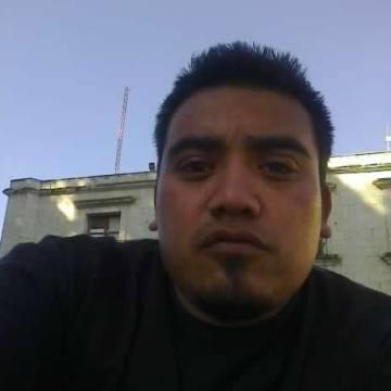 Jose Luis Perez, 30, Oaxaca, Mexico