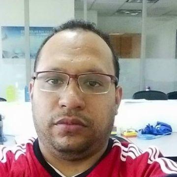 Andres Castiblanco, 34, Bogota, Colombia
