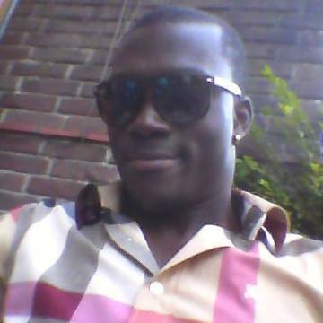 NELSON ATTA BAAH, 36, Accra, Ghana