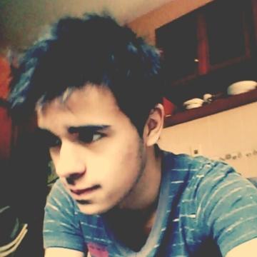 Mister Salva, 19, Canelones, Uruguay