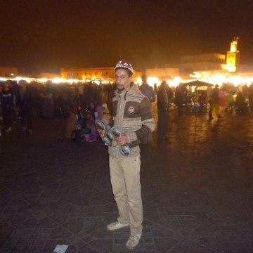 Tarik Houiri, 32, Casablanca, Morocco