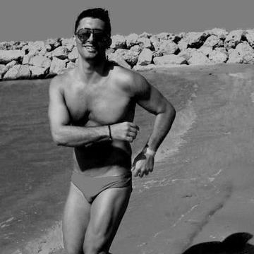 Francesco Punzoni, 27, Bari, Italy