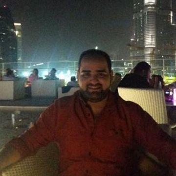 Ehab Mashaly, 30, Abu Dhabi, United Arab Emirates