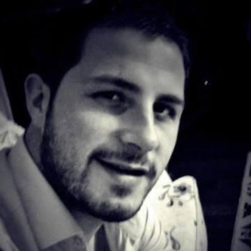 Ahmet Karabacak, 30, Erzurum, Turkey