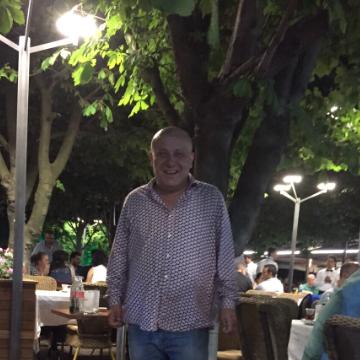 Salih Aybirdi, 46, Istanbul, Turkey