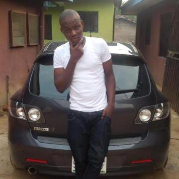 Hillux Onyedi, 25, Ghana, Nigeria