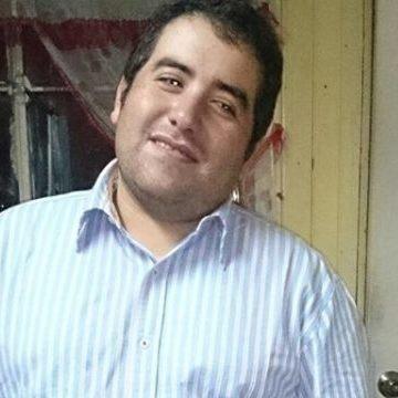 Rigo Arriagada, 32, Talcahuano, Chile