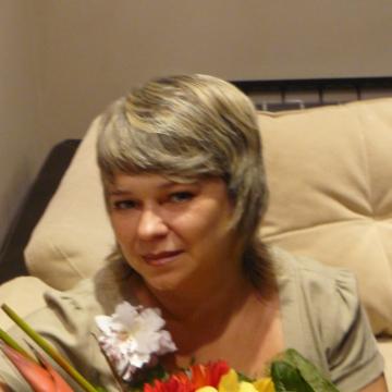 Elena Obedina, 42, Saratov, Russia