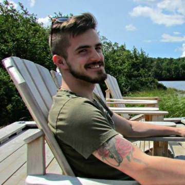 Karl, 24, Montreal, Canada
