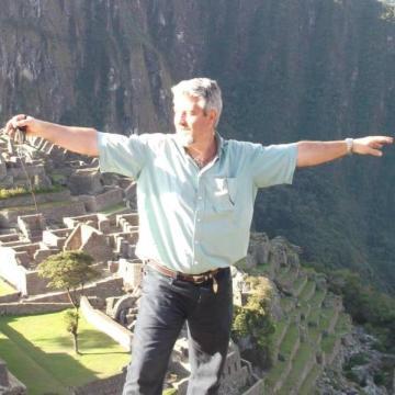Gabriel Berne, 52, Pontypridd, United Kingdom