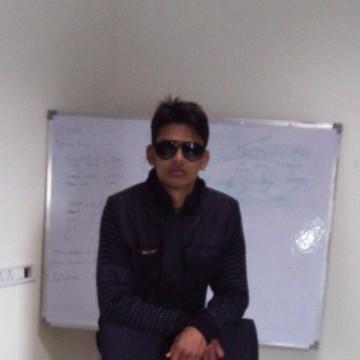 Roshan Pandey, 26, Delhi, India