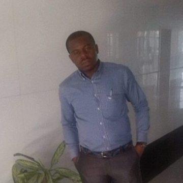 Fidel Trillo, 31, Malabo, Equatorial Guinea