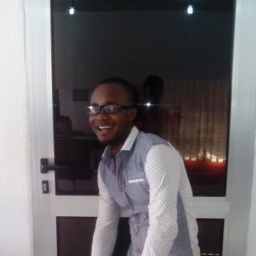 Lucky Amu, 28, Accra, Ghana