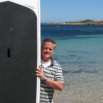 Gary Stokes, 48, Busselton, Australia