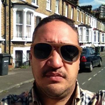 Emiliano Parlagreco-quadraro, 35, Rome, Italy