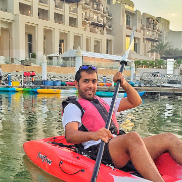 Rashed, 32, Dubai, United Arab Emirates