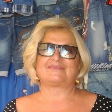 Natalya Kovrova, 61, Mariupol', Ukraine