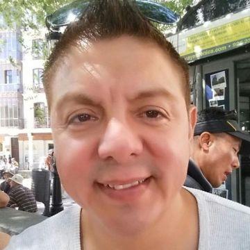 Gustavo Echeverría, 39, Madrid, Spain