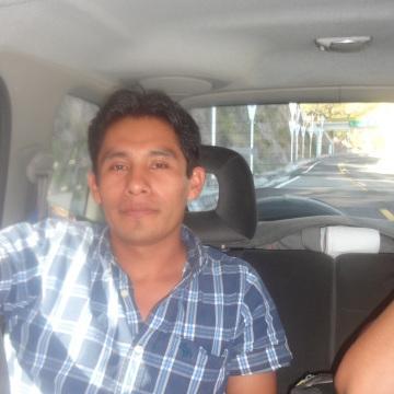 Carlos Trujillo , 32, Tijuana, Mexico
