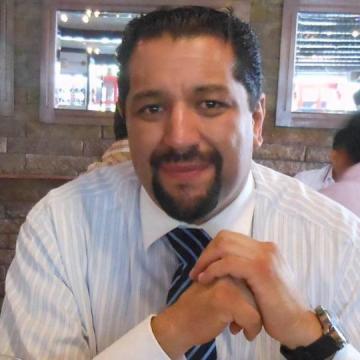 Luis Sandoval, 40, Guadalajara, Mexico
