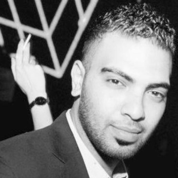 Bin Patchi , 28, Dubai, United Arab Emirates