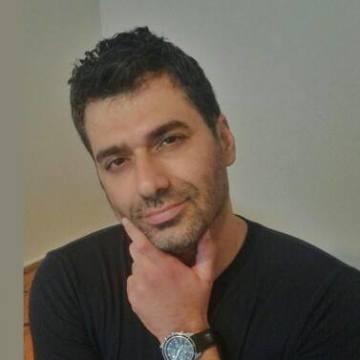 Okan Ozturk, 39, Istanbul, Turkey